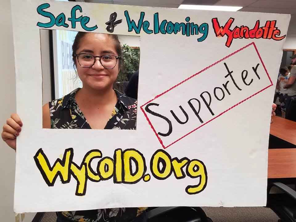 Safe & Welcoming Wyandotte kick-off