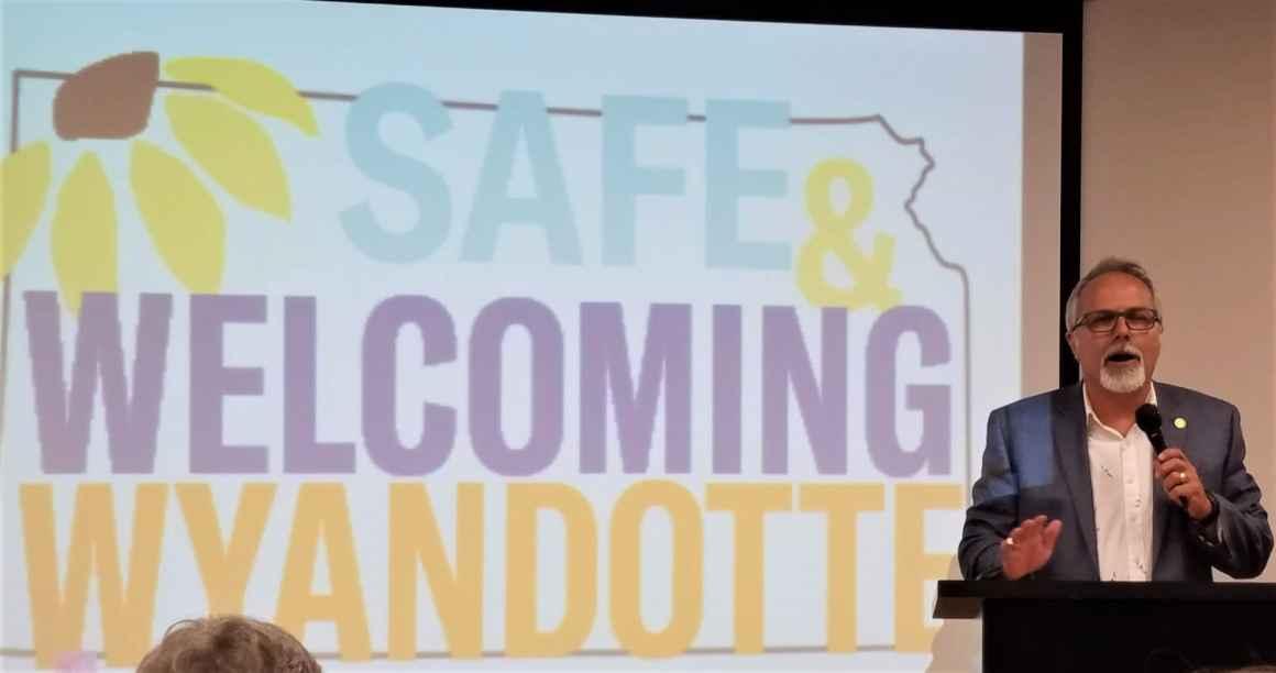 Safe & Welcome Wyandotte kick-off