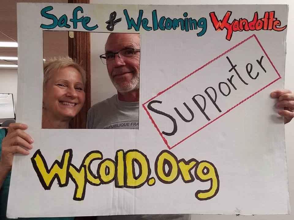 Safe & Welcoming Wyandotte kick-off