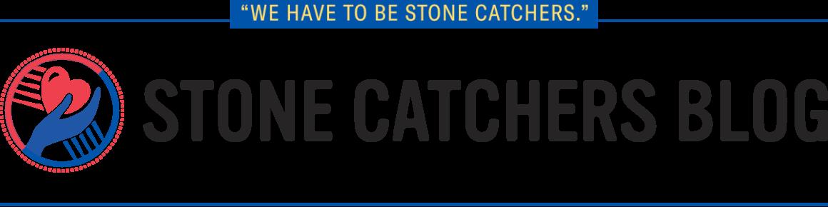 Stone Catchers Blog Blue