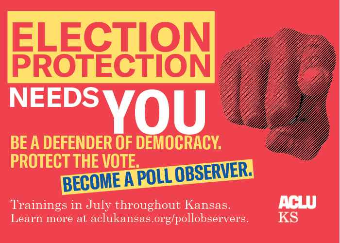 Become a poll observer