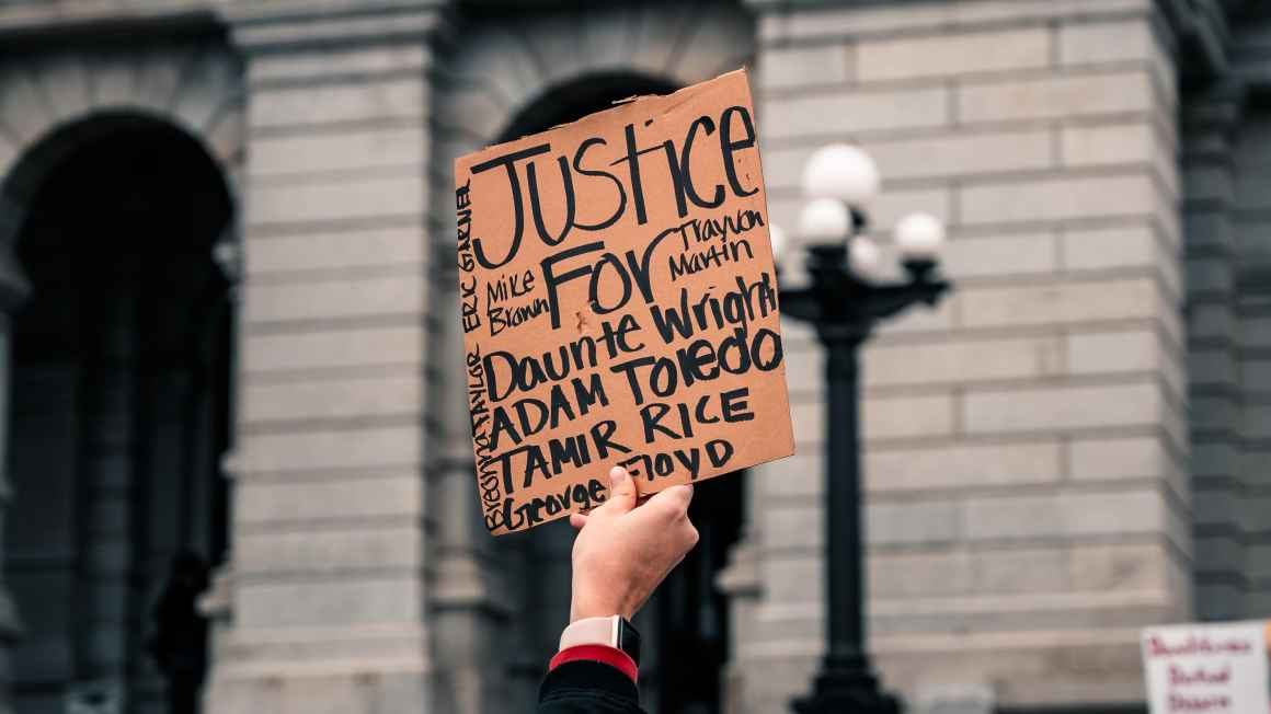 Justice for Daunte Wright Adam Toledo Tamir Rice George Floyd