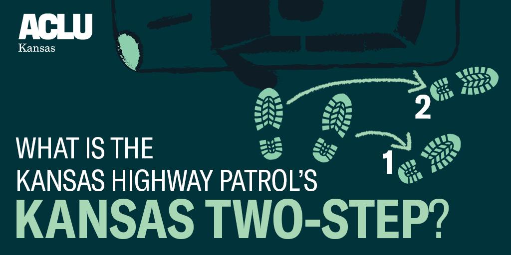KANSAS HIGHWAY PATROL KANSAS TWO STEP