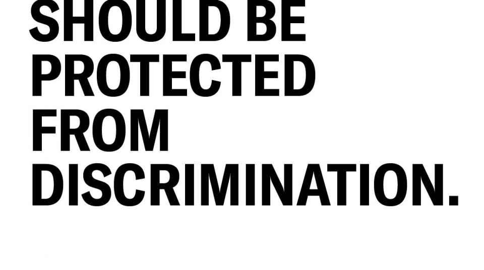 Sexual discrimination ordinance
