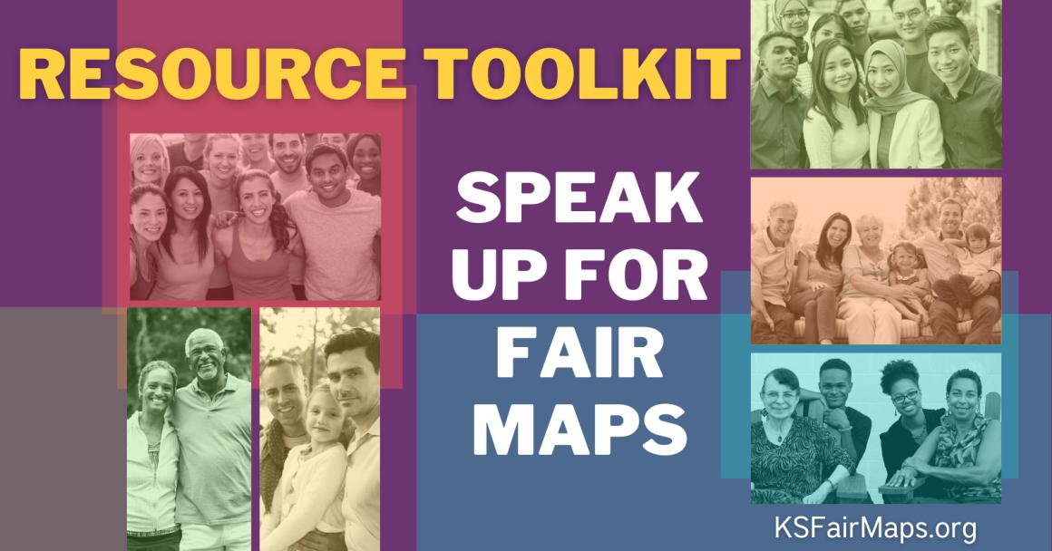 Resource Toolkit. Speak Up for Fair Maps
